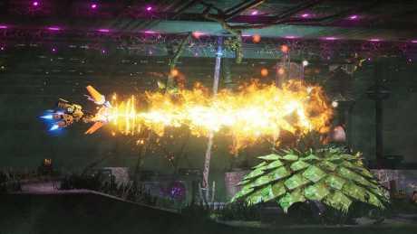 R-Type Final 2: Screen zum Spiel R-Type Final 2.