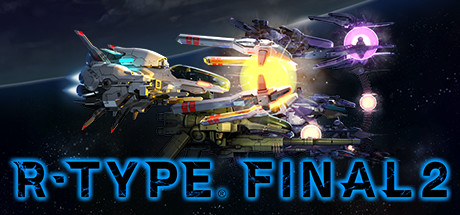 Logo for R-Type Final 2