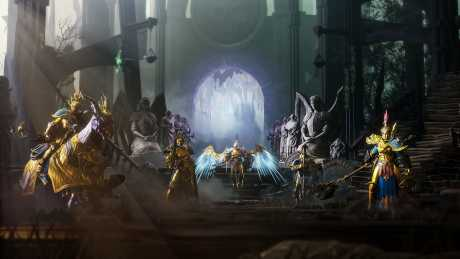 Warhammer Age of Sigmar: Storm Ground: Screen zum Spiel Warhammer Age of Sigmar: Storm Ground.