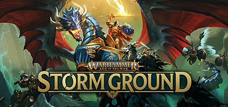 Logo for Warhammer Age of Sigmar: Storm Ground