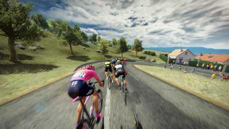 Tour de France 2021: Screen zum Spiel Tour de France 2021.