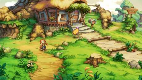 Legend of Mana: Screen zum Spiel Legend of Mana.
