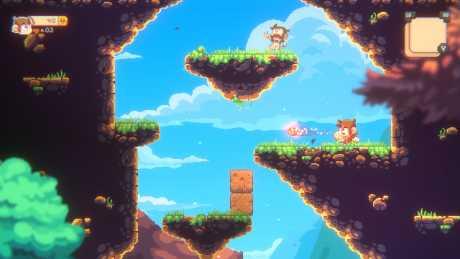 Alex Kidd in Miracle World DX: Screen zum Spiel Alex Kidd in Miracle World DX.