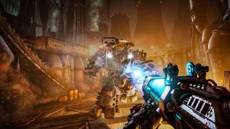 Necromunda: Hired Gun: Screen zum Spiel Necromunda: Hired Gun.