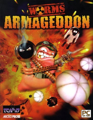 Logo for Worms 2: Armageddon