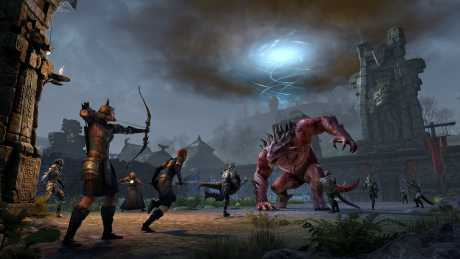 The Elder Scrolls Online: Blackwood: Screen zum Spiel The Elder Scrolls Online: Blackwood.