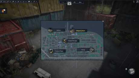 Garbage: Screen zum Spiel Garbage.