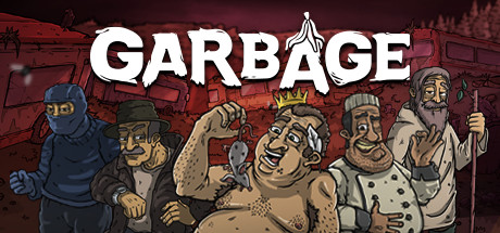 Logo for Garbage