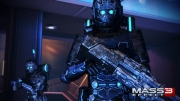 Mass Effect 3: Screenshot aus dem DLC Citadel