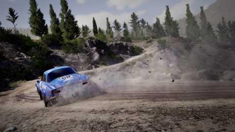 WRC 10 FIA World Rally Championship: Screen zum Spiel WRC 10 FIA World Rally Championship.