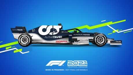 F1 2021: Screen zum Spiel F1? 2021.