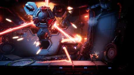 F.I.S.T.: Forged In Shadow Torch: Screen zum Spiel F.I.S.T.: Forged In Shadow Torch.