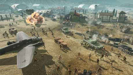 Company of Heroes 3 - Pre-Alpha Preview: Screen zum Spiel Company of Heroes 3 - Pre-Alpha Preview.