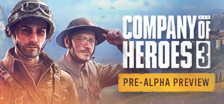 Logo for Company of Heroes 3 - Pre-Alpha Preview