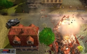 Cannon Strike: Tactical Warfare: Screenshot aus dem Strategiespiel Cannon Strike