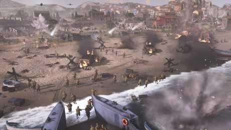 Company of Heroes 3: Screen zum Spiel Company of Heroes 3.