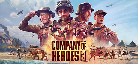 Logo for Company of Heroes 3