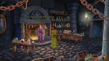 Plot of the Druid: Screen zum Spiel Plot of the Druid.