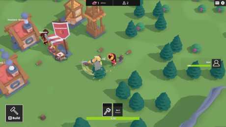 Kingdom Builders: Screen zum Spiel Kingdom Builders.