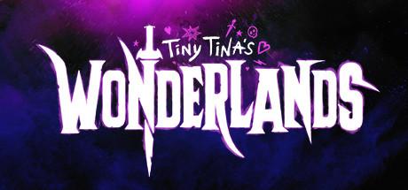 Logo for Tiny Tina's Wonderlands