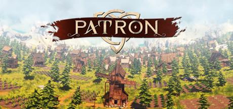 Logo for Patron