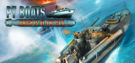 Logo for PT Boats: Knights of the Sea