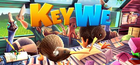 Logo for KeyWe