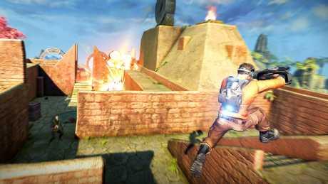 Outcast - Second Contact: Screen zum Spiel Outcast - Second Contact.
