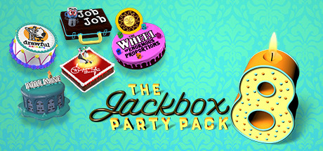 The Jackbox Party Pack 8 - The Jackbox Party Pack 8
