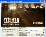 S.T.A.L.K.E.R.: Clear Sky: Ansicht - Stalker:CS Benchmark-Tool