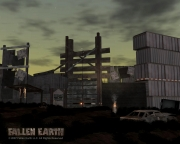 Fallen Earth: Screen aus Fallen Earth.