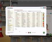 Fussball Manager 10: Screenshot zum Rückrundenupdate