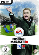 Logo for Fussball Manager 10