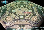 Command & Conquer 4: Tiberian Twilight: Übersichtsbild der neuen Mehrspielerkarte Capitol Coup