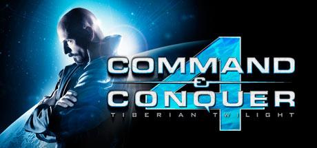 Logo for Command & Conquer 4: Tiberian Twilight