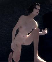 Velvet Assassin: Violette Summer mal ganz nackt.