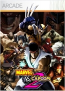 Logo for Marvel vs. Capcom 2
