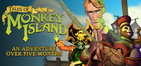Tales of Monkey Island - Tales of Monkey Island