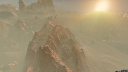 Mortal Online: Screenshot zum Titel.