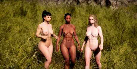 Mortal Online: Screen zum Spiel Mortal Online und die neuen Female Models.