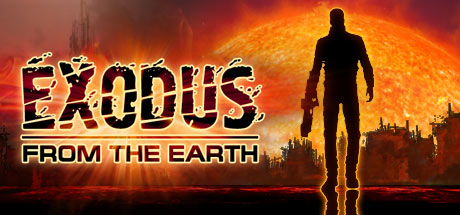 Logo for Exodus - From the Earth