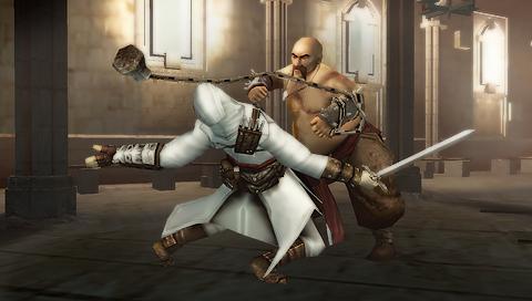 Assassin's Creed: Bloodlines: Screens zum PSP-Adventure Assassins Creed: Bloodlines