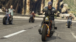 Grand Theft Auto V: Bike-DLC