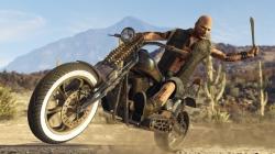 Grand Theft Auto V: Bike-DLC