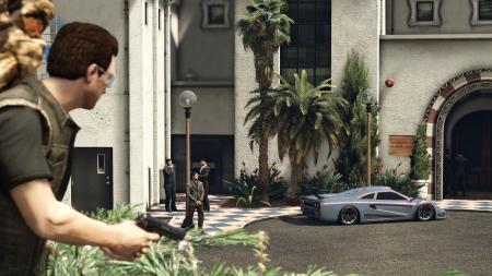 Grand Theft Auto V - Kommt die Premium Edition für die XBox One X?