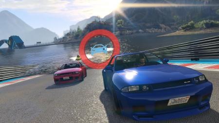 Grand Theft Auto V: GTA Online - DLC Schmugglers Run