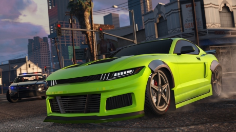 Grand Theft Auto V: GTA Online Event