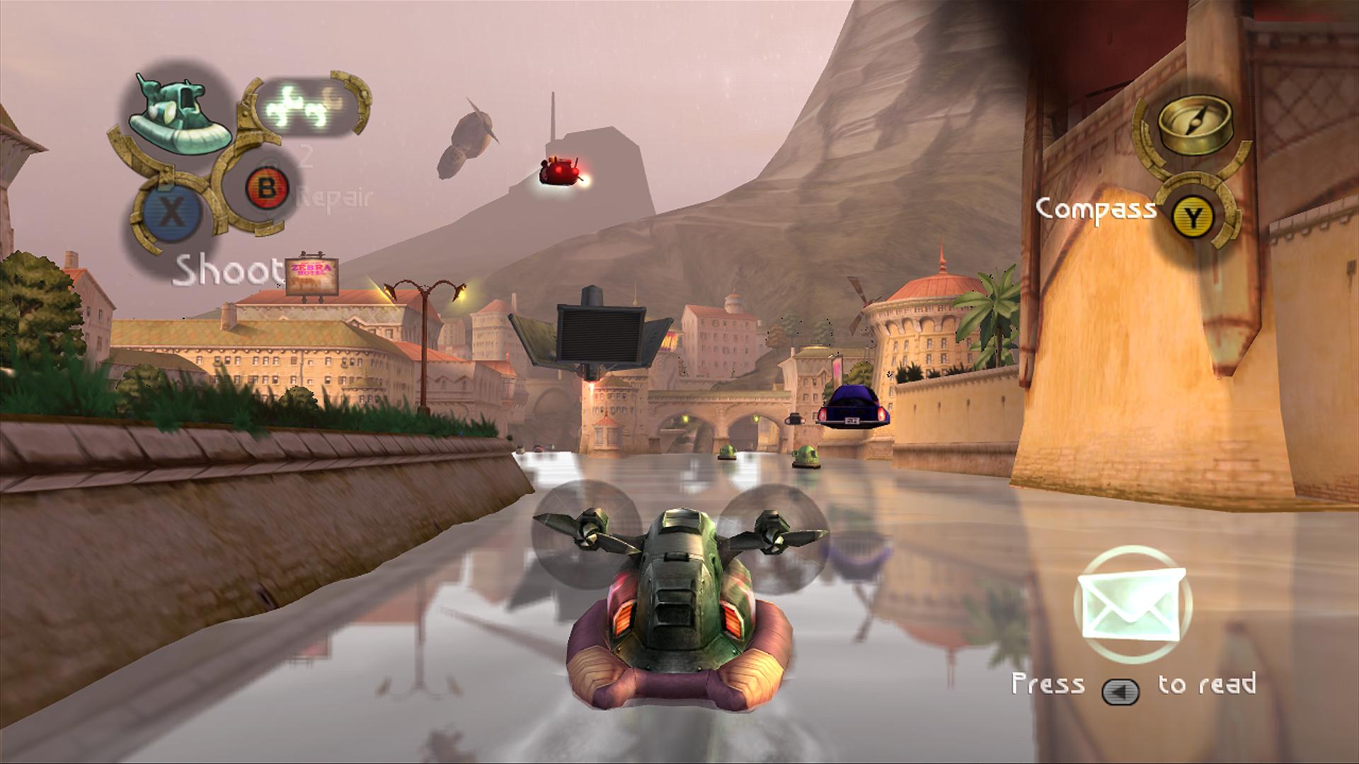 Beyond Good & Evil: Screenshot aus Beyond Good & Evil HD