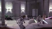 Star Wars Battlefront: Elite Squadron: Screen aus Star Wars Battlefront: Elite Squadron