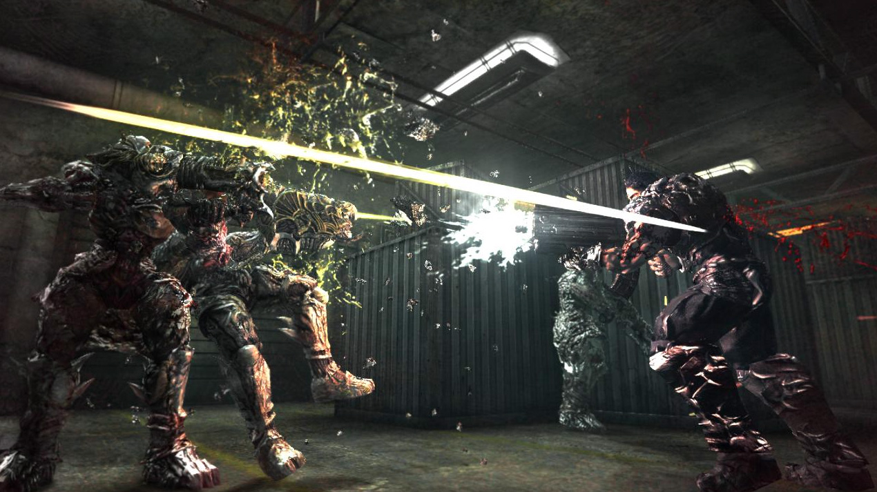 Quantum Theory: Erste Bilder zum PS3 Titel Quantum.
